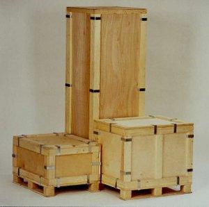 imballaggi in legno a Roma 2